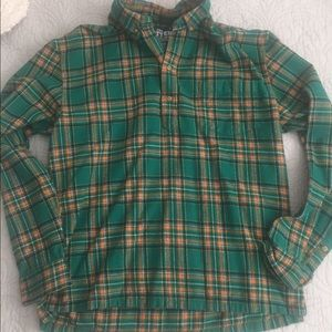 Chubbies Long Sleeve Nutter Pullover Flannel